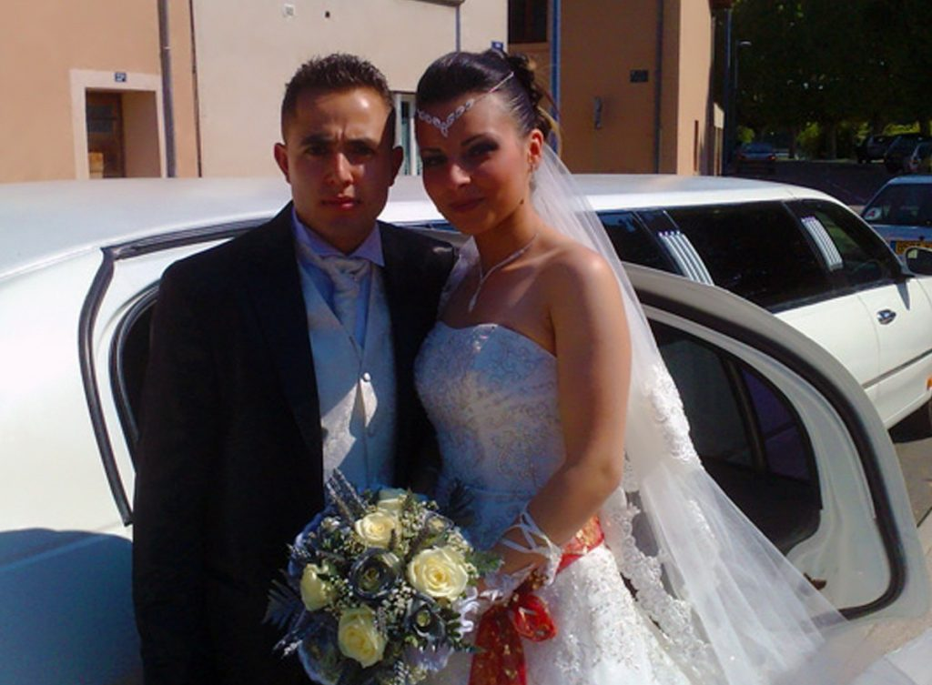 eternity limousine mariage
